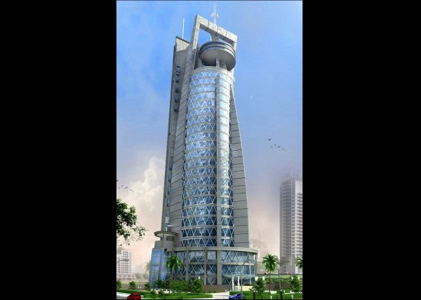 obikan tower Architecture Design