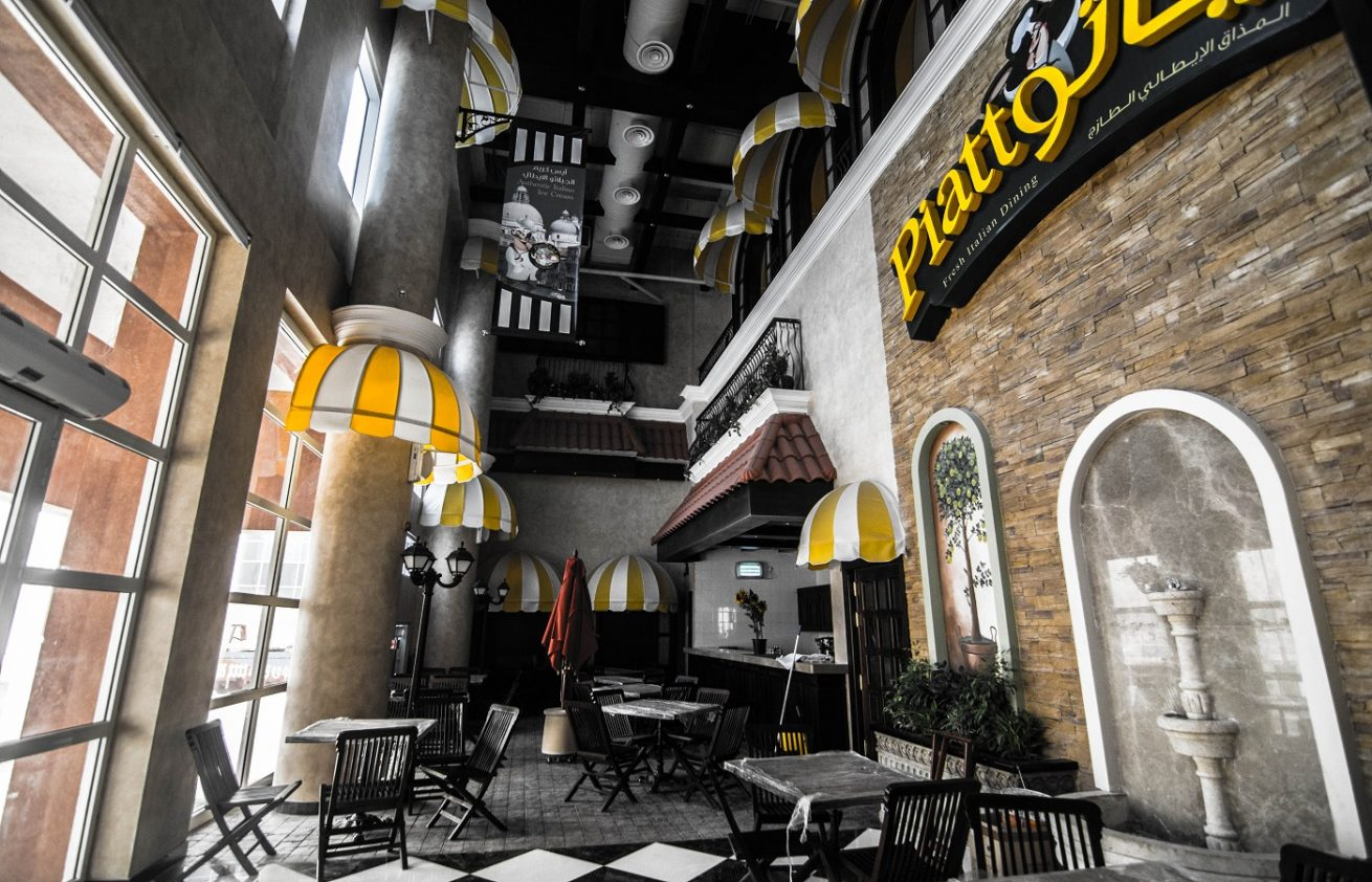 Piatto Restaurant Design